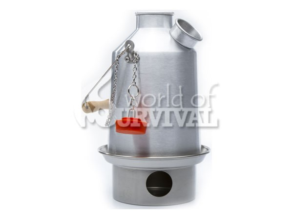 Image for Kelly Kettle Scout Model Aluminium (1.2L, 2.1 UK Pints)