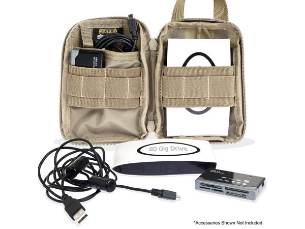 Image for Maxpedition EDC Mini Pocket Organizer MAXP259